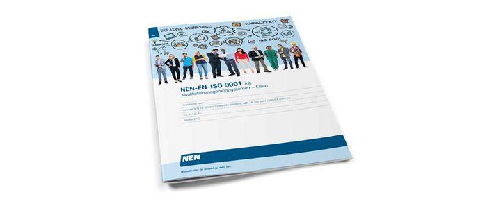 NEN-EN-ISO 9001 norm
