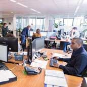 Afdeling Customer Service Center Certificatie van TÜV Nederland